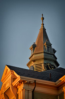Provincetown Town Hall Steeple
