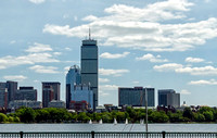 View Of Boston from Cambridge
