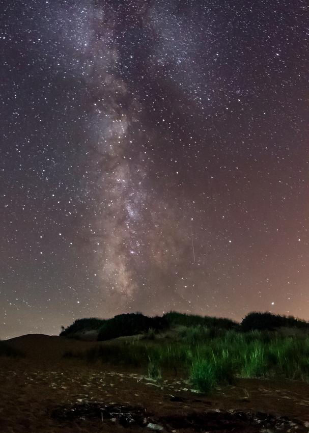 Milky Way Over Truro